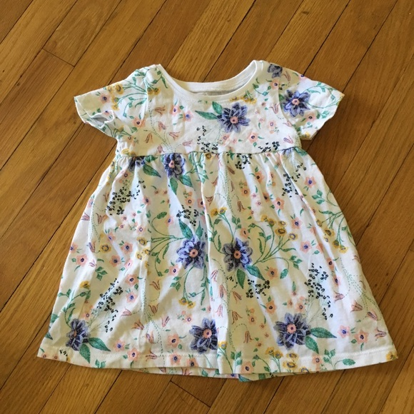 Old Navy Other - Old Navy Floral Short Sleeve Dress